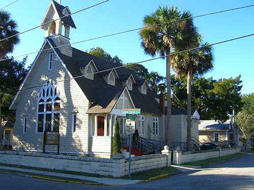 Picture of St. Cyprian's Church Saint Augustine