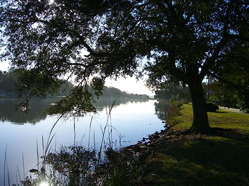 Lake Maria Sanchez picture in Lincolnville Saint Augustine