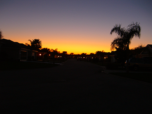Picture of Windward Way at Dusk