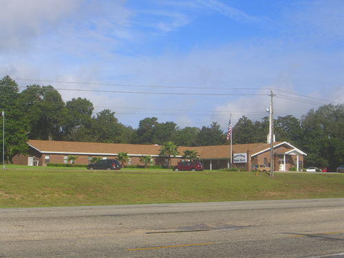 Moultrie Baptist Church Picture