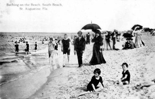 Historic South Beach Saint Augustine Florida