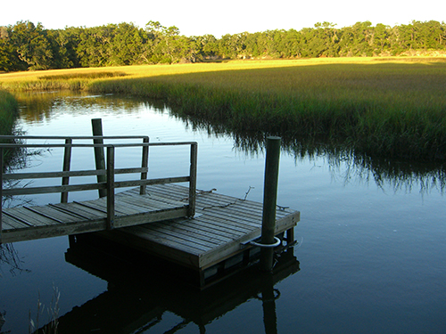 Moses Creek Fishing Dock picture