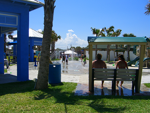 Picture of Splash Park at the Pier