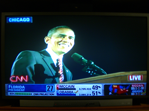photo of florida Obama 44th president