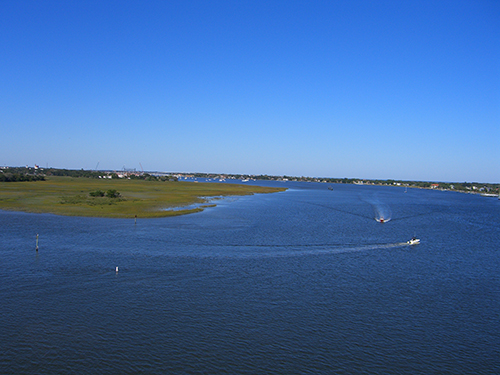Intracoastal North of 312 Bridge Photo
