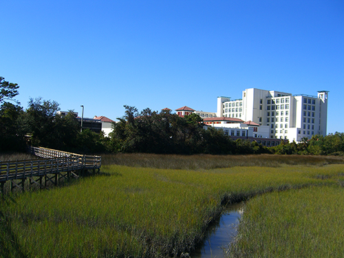 Photo of Flagler Hospital in St. Johns County