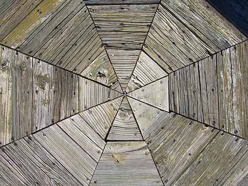 Boardwalk Deck Woodwork Picture