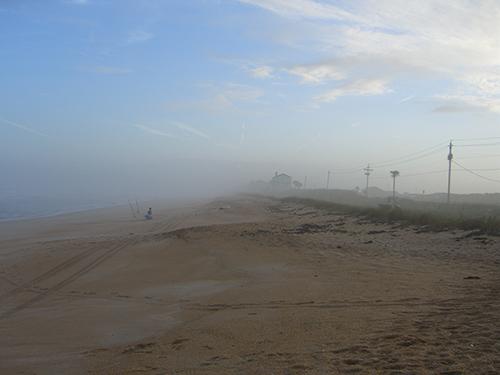 Guana State Park Beach on A1A