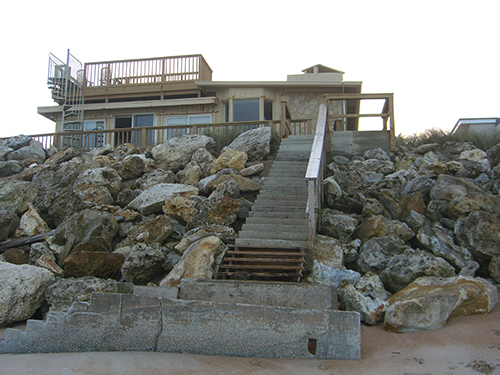 Rocky Vilano Beach Home Picture