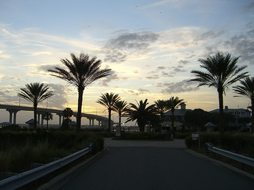 Picture of Intracoastal Homes by Vilano Bridge