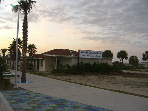 Development Around Vilano Crab Shack Picture