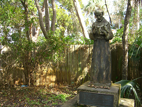 St. Francis Statue Picture