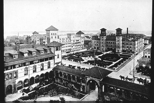 Historic 1889 Ponce De Leon Downtown View Photo
