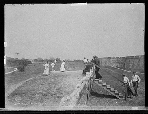 1902 Golf at Castillo de San Marcos Photos