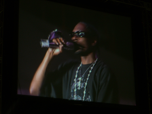 Snoop at Ancient City Crawfish Boil Photos