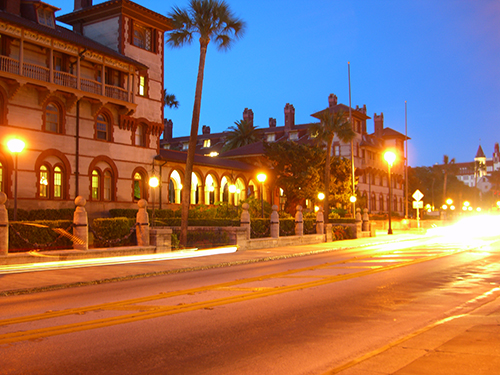 Photo of Night at Flagler on King Street