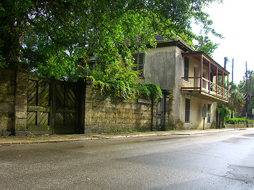 St. Francis Street Llambias House
