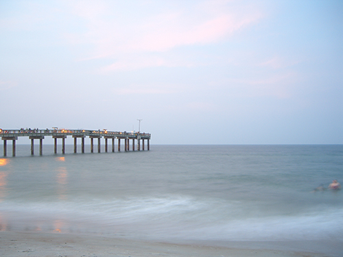 Soft Water Pier Picture