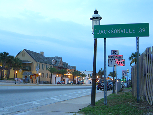 Jacksonville 39 Miles Photo