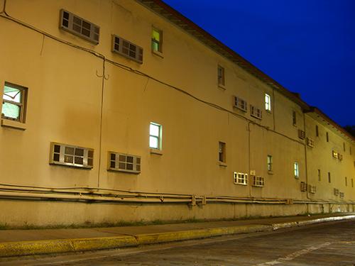 Charlotte St Wall Photo