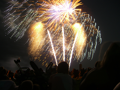 Fort Fireworks Picture