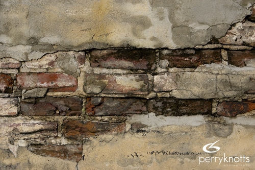 Oldest House Brick Wall