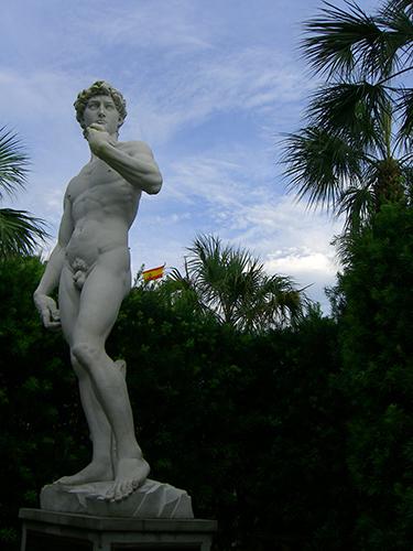Ripley's David Statue Picture