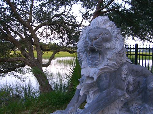 Lion Sculpture Picture
