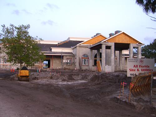 Marine Street Construction Photo
