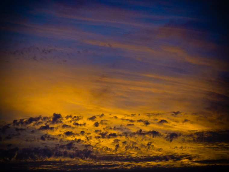 St Augustine Rothko Sky Photo
