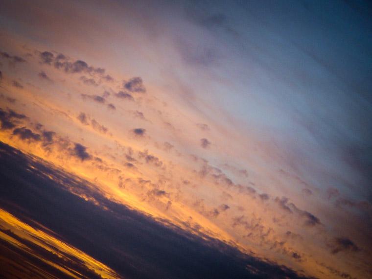 Happy New Year Sky Photo St Augustine Florida