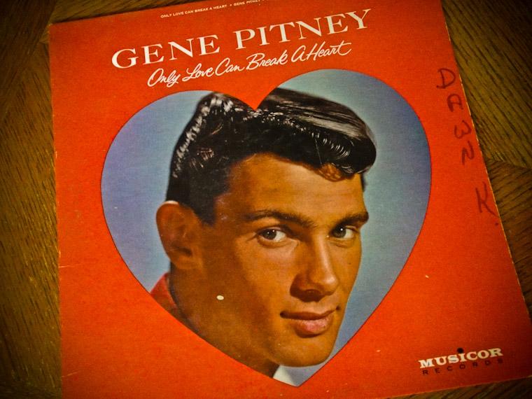 Gene Pitney Loves You Photo