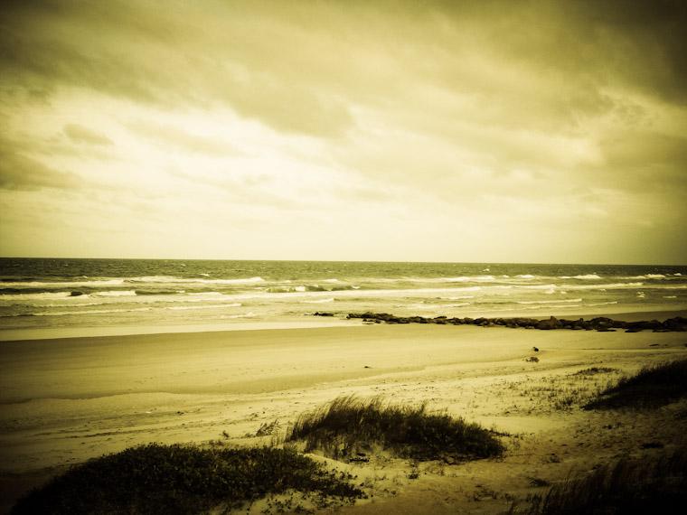 Antique Beach St Augustine Florida Photo