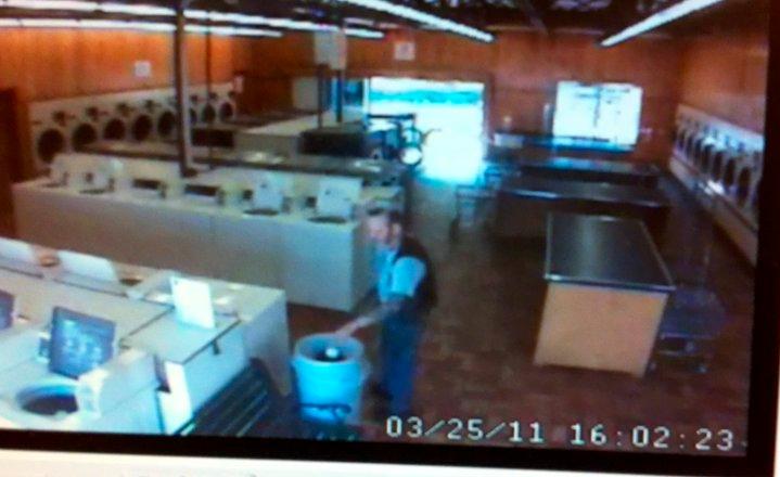 Stolen Mac Book Pro Thief in St Augustine Florida