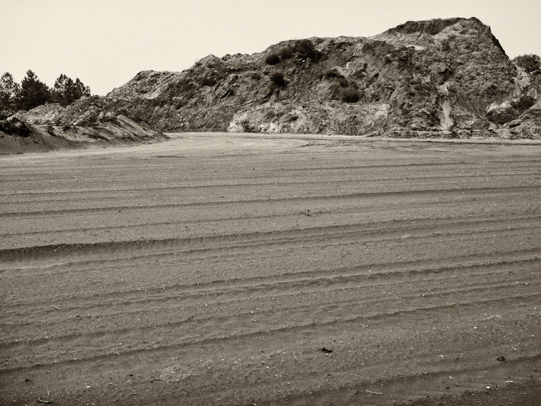 Picture of Dirt Tracks in Saint Augustine Florida
