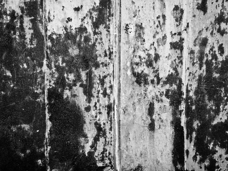 Picture of Rusty Wall Texture in St Augustine Florida