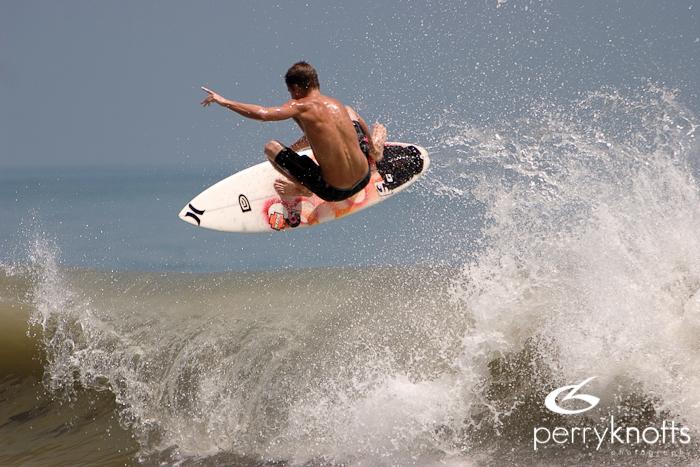 St. Augustine Beach Surfer