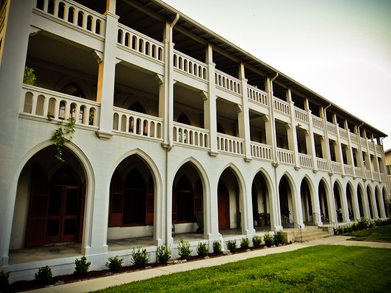 Picture of Sister's St Joseph's Motherhouse Side in St Augustine Florida