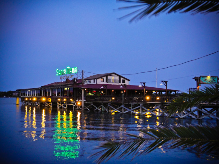 Picture Of Santa Maria Restaurant In St Augustine Florida