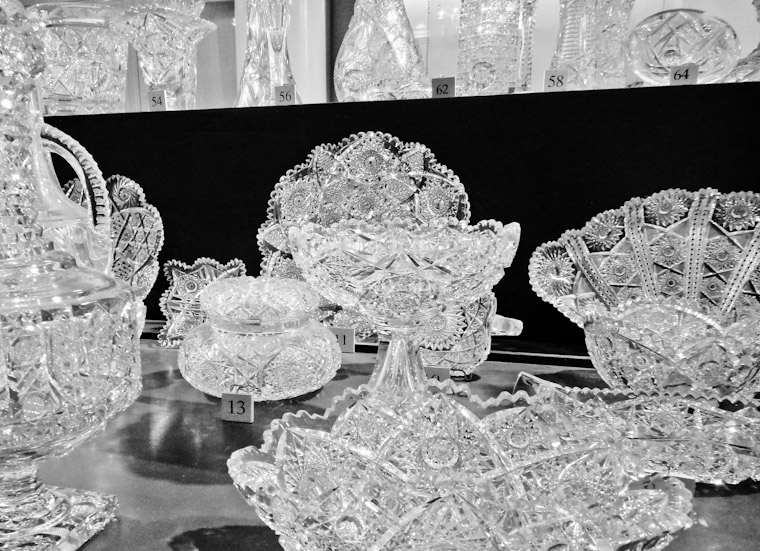 Lightner Museum Crystal Picture in St Augustine Florida