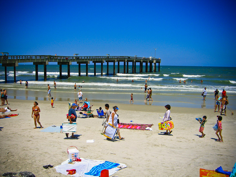 Picture of beach coming soon in Saint Augustine Florida