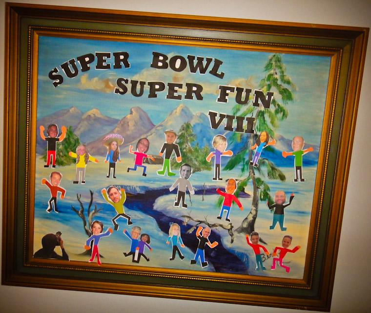 Picture of Super Bowl Super Fun VIII in Saint Augustine Florida
