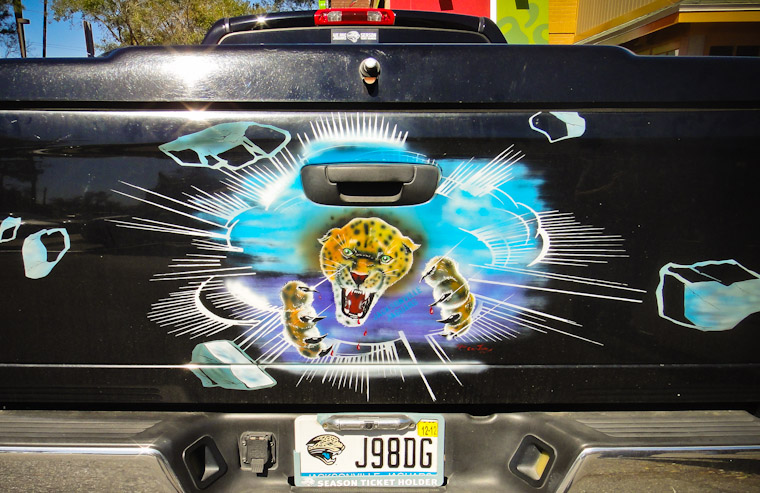 Picture of Jacksonville Jaguars Tailgate
