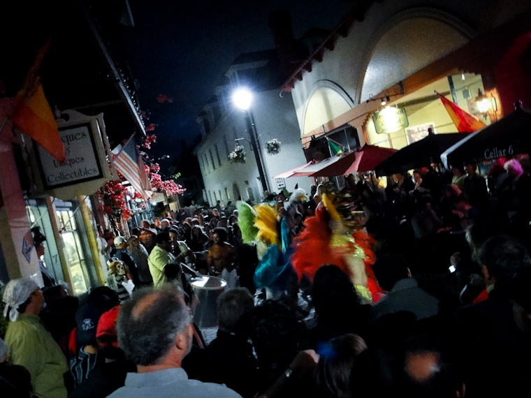 Photo of Aviles Street Party in Saint Augustine Florida
