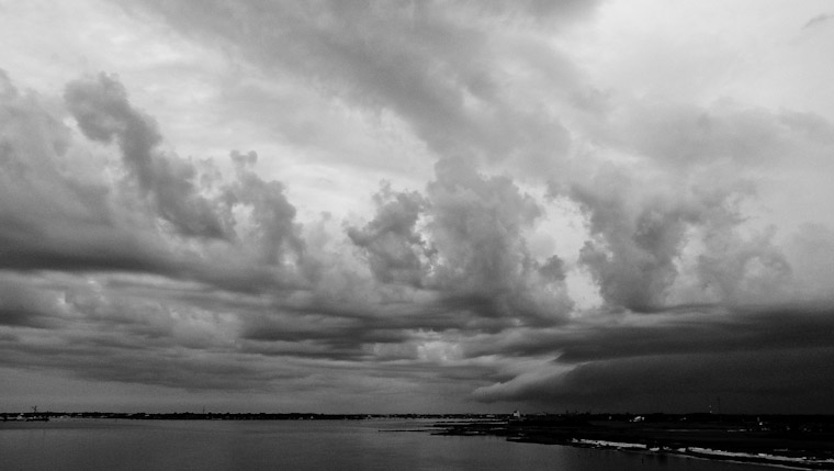 Photo of Storm Brewin over St Augustine Florida