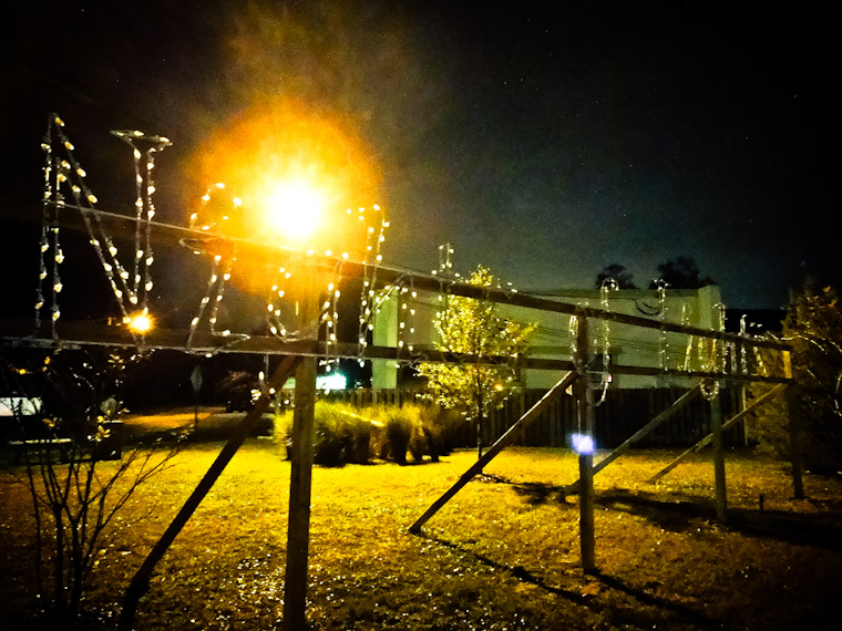 Night of Lights fail in saint augustine