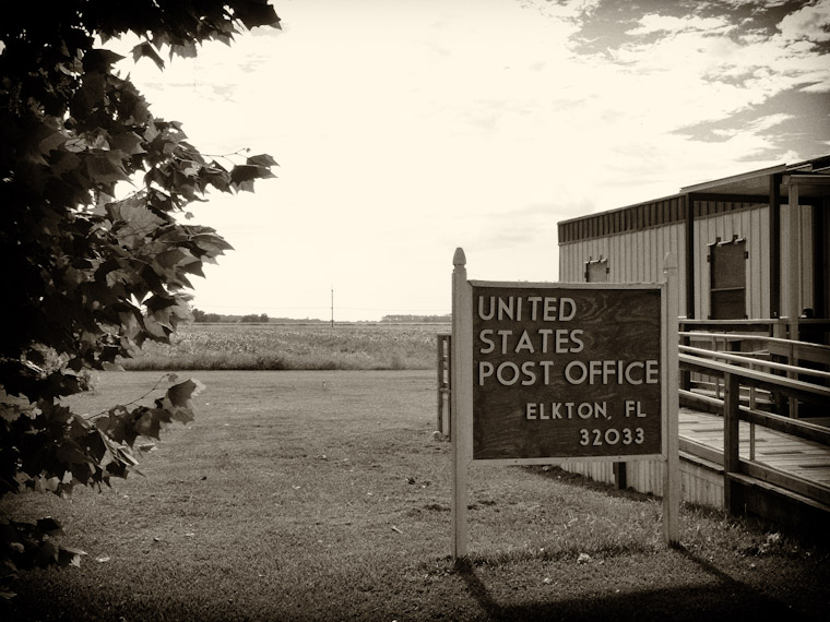 Elkton Post Office