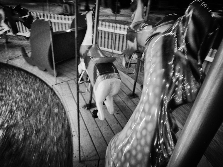 Picture of St Augustine Florida Merry-Go-Round Ride