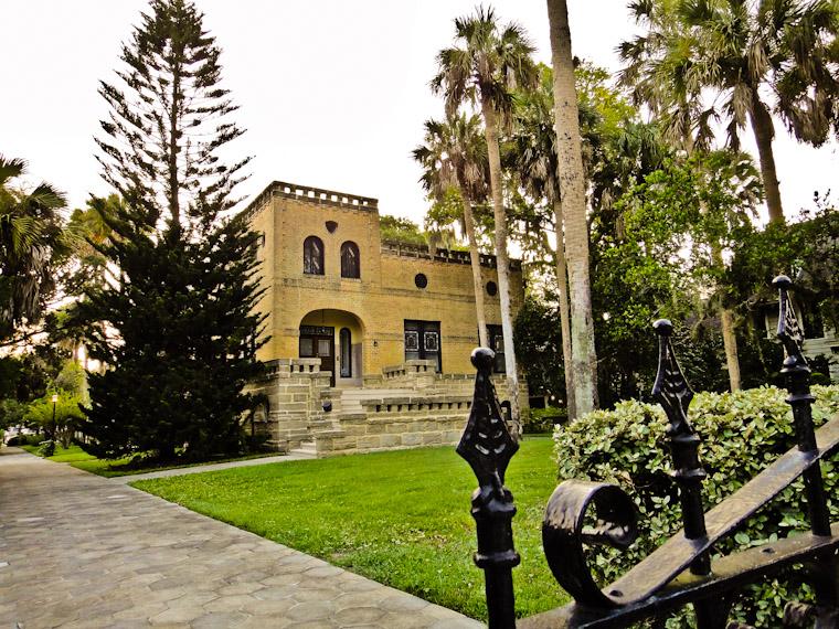 Villa Flora built in 1898 Sisters of St Joseph