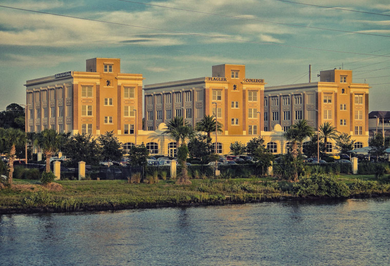 Flagler College Florida East Coast Railway Building